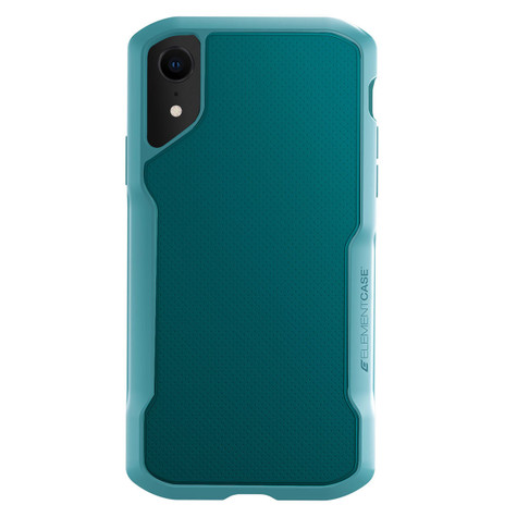 Element Shadow Case iPhone XR - Green
