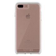 Tech21 Evo Check Case iPhone 8+/7+ Plus - Clear/White