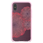 Tech21 Evo Check Evoke Case iPhone X/Xs - Pink/Red