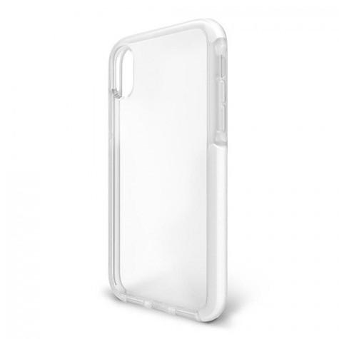 BodyGuardz Ace Pro Unequal Case iPhone XR - Clear/White