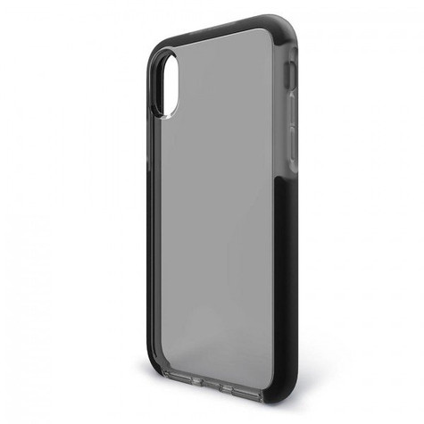 BodyGuardz Ace Pro Unequal Case iPhone Xs Max - Smoke/Black