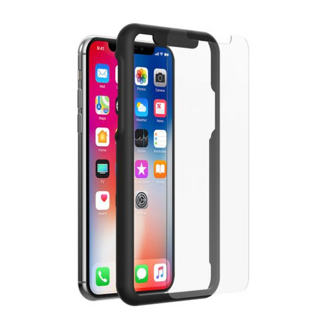 Incipio PLEX Plus Shield Tempered Glass iPhone X/Xs