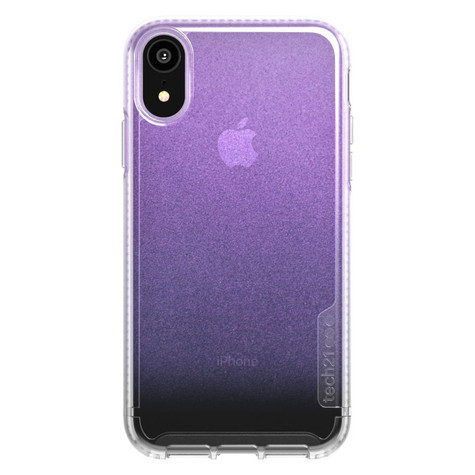Tech21 Pure Shimmer Case iPhone XR - Pink