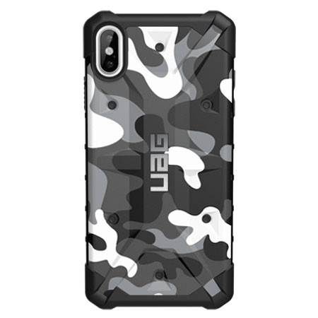 UAG Pathfinder Case iPhone Xs Max - Arctic Camo