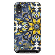 Tech21 Evo Luxe Liberty Marham Case iPhone XR - Blue