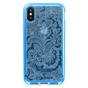 Tech21 Pure Design Liberty Grosvenor Case iPhone Xs Max - Blue