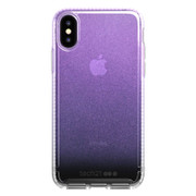 Tech21 Pure Shimmer Case iPhone X/Xs - Pink