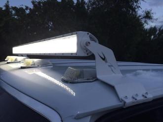 1986 1997 Obs Over Cab Led Light Bar Mounts Brackets