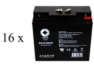 Parasystems Minuteman CP10K UPS Battery set