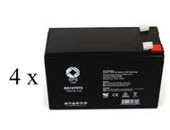 Liebert PowerSure InterActive PS 1400RM   battery set