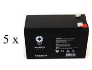 Minuteman CP 1K/2+   battery set