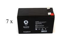 Minuteman 1000 battery set