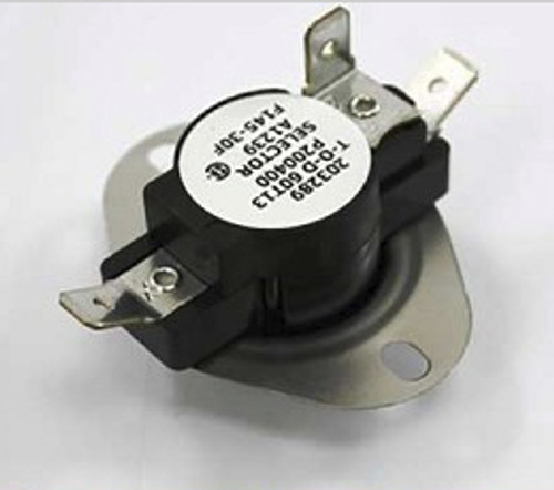 Williams Furnace Company P200400 Selector Switch for Forsaire Direct Vent Furnaces