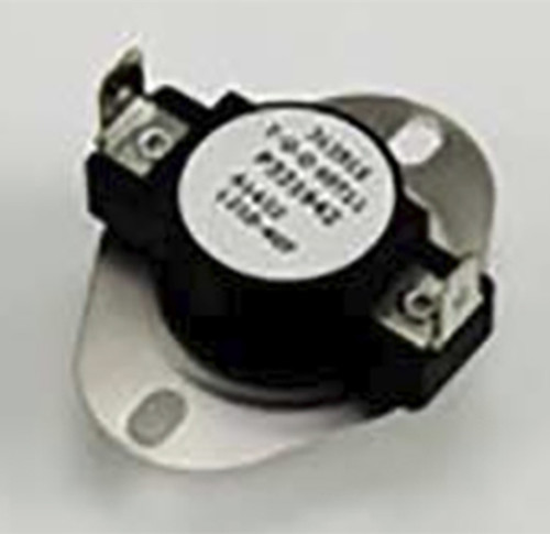 Williams Furnace Company P321942 Limit Switch for Forsaire Direct Vent Furnaces