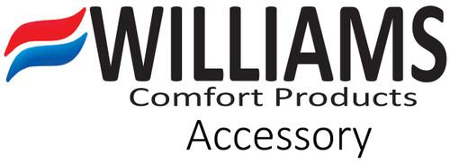 Williams Furnace Company 6A24 Switch Box Bracket for Blower 2302