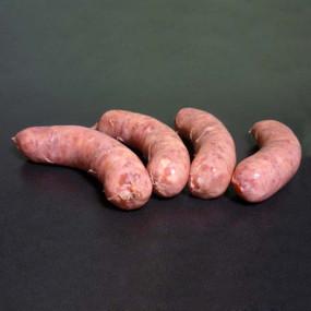 Chorizos criollos de cerdo gallego