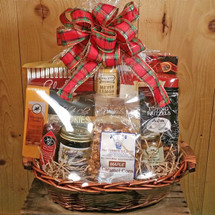 Holiday Gourmet Gift Basket Medium (SCF17C10)