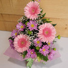 Daisy Crazy (SCF17s58) by Savilles Country Florist. Flower delivery to Orchard Park, Hamburg, West Seneca, East Aurora, Buffalo, NY and surrounding suburbs.