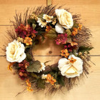 Touch of Beauty Wreath (SCF17F16) artificial wreath  from Savilles Country Florist in Orchard Park, NY