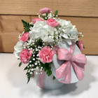 Blooms & Bow Bouquet -  SCF18D24 - Send Birthday Flowers, Just Because, Congratulations - Same day delivery throughout Western New York