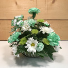 Luck of the Irish Basket  SCF18SP02 - Send Saint Patrick's Day Flowers - Same day delivery throughout Western New York