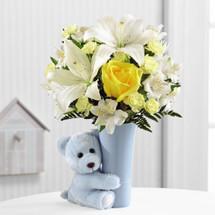 Baby Boy Big Hug Bouquet (BBH)