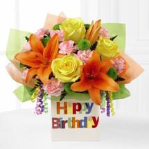 Birthday Celebration Bouquet (BDA)