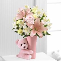Baby Girl Big Hug Bouquet (BGH)