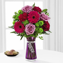 Friends Bouquet by Savilles Country Florist. Flower delivery to Orchard Park, Hamburg, West Seneca, East Aurora, Buffalo, NY and surrounding suburbs.
