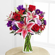 Stunning Beauty Bouquet (C16-4839)