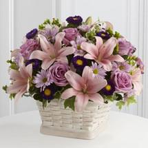 The Loving Sympathy Basket