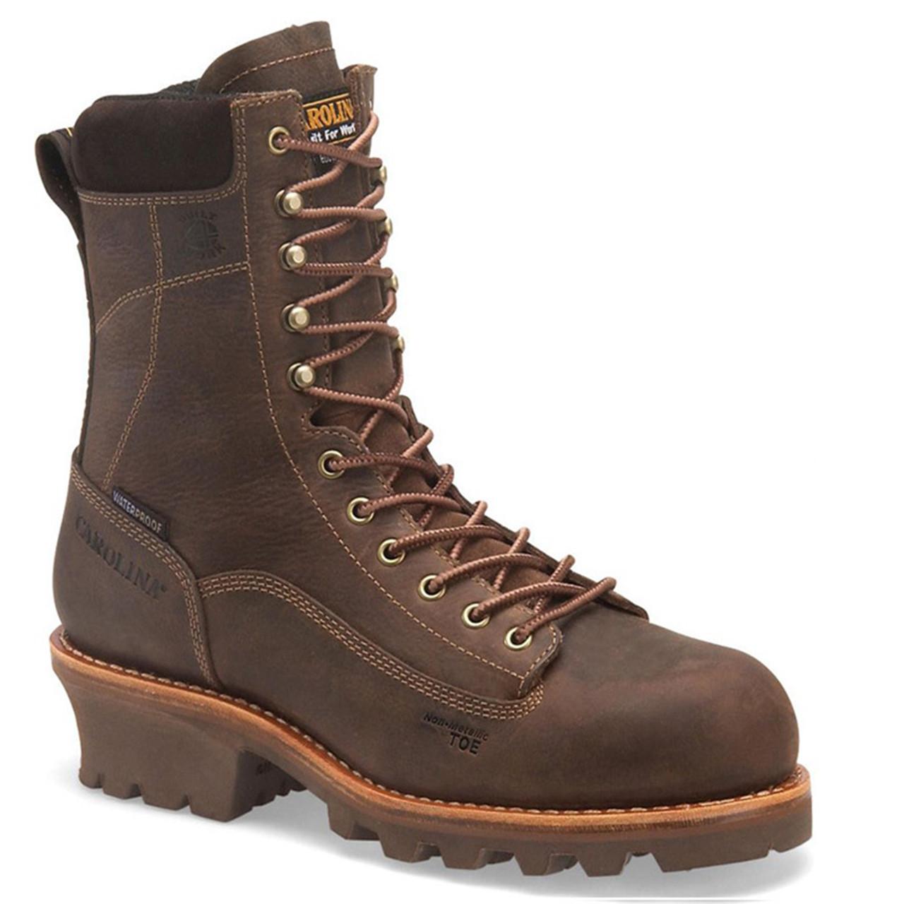 Carolina Ca7521 Composite Toe Logger Boots