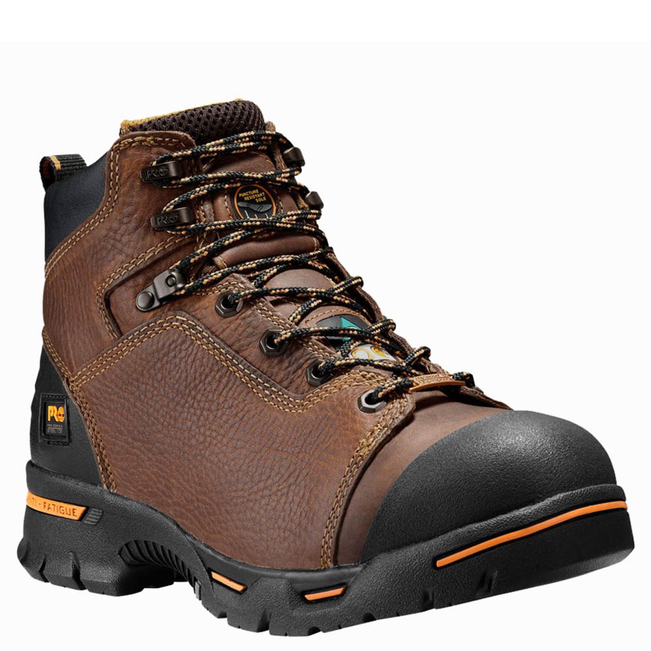 Pro 47591214 Endurance WP 6 Inch Steel Toe