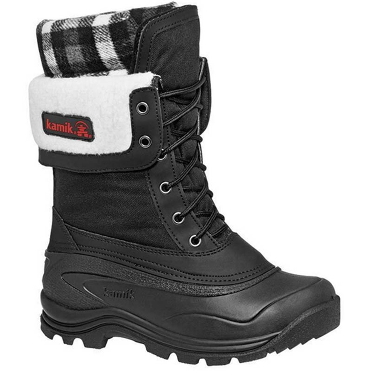 Kamik Sugarloaf Women's Black Winter Boot