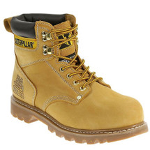 CAT P70042 Second Shift Wheat Work Boots