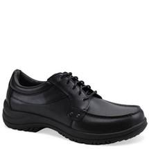 Dansko Wyatt Black Leather Men's Loafer