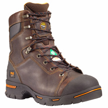 "Timberland Pro 52561214 Endurance 8"" Steel Toe Non-Insulated Work Boots"