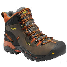 Keen Utility #1009709 Pittsburgh Waterproof Soft Toe Work Boots