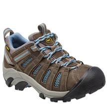 Keen Voyageur Women's Hiking Shoe Brindle Alaskan Blue