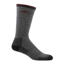 Darn Tough Men's Cushioned Boot Sock Charcoal