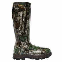 LaCrosse #202006 4XBurly 1200g Scent Free Hunting Boots