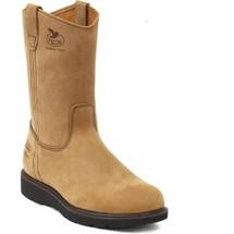 Georgia Wellington G4432 Farm & Ranch Soft Toe Work Boots