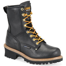 Carolina Women's CA420 Soft Toe Uninsulated Black Oiled Logger Boot