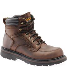 "Carolina 399 SCOPE 6"" Soft Broad Toe Non-Insulated Work Boots"