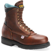"Carolina 809 USA 8"" SARGE HI Soft Toe Non-Insulated Work Boots"