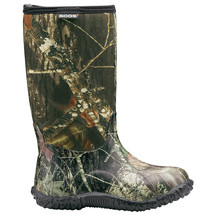 Bogs Kid's Classic High Mossy Oak Camo Boots