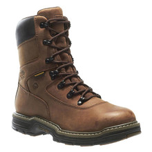 "Wolverine W02163 Multishox Marauder 8"" Steel Toe Insulated Waterproof"