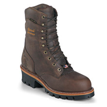 Chippewa 25406 USA Soft Toe Non-Insulated Super Logger