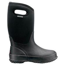 Bogs Kid's Classic High Handle Boot Black
