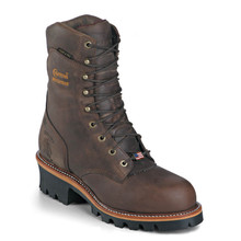 Chippewa 25408 USA Soft Toe Insulated Super Logger